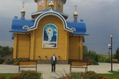 Свято-Троицкую церковь с. Ташла